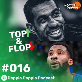 016 | TOP e FLOP del mercato NBA!