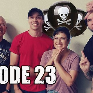 Necro Electric EP 23 | Susana's Birthday With guests Marco Lopez and Diego Alves