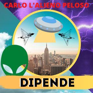 """""""Carlo l'alieno peloso"""" pt 1"""