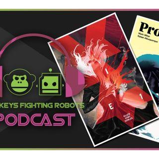 Episode 163: Mark Millar's PRODIGY #1 VS Kieron Gillen's DIE #1