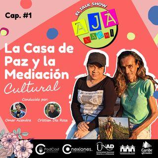 CAP. 1: CASA DE PAZ Y LA MEDIACION CULTURAL