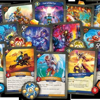#Keyforge Worlds Info and NEW Mass Mutation Cards