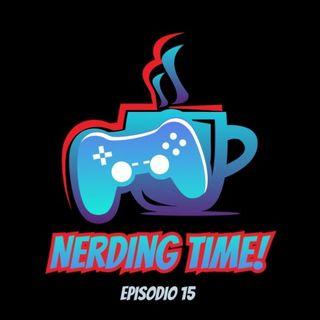 Ep.15  League of Nerd Parte 2