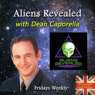 Aliens Revealed with guest Linda Moulton Howe