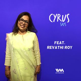 Ep. 331: Feat. Entrepreneur Revathi Roy