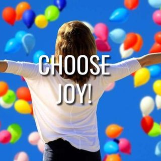 Choose Joy! - Morning Manna 3079