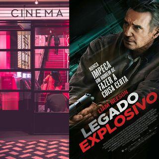 Panorama do Cinema Podcast #10: Crítica - Legado Explosivo | Ação banal, clichês e Liam Neeson