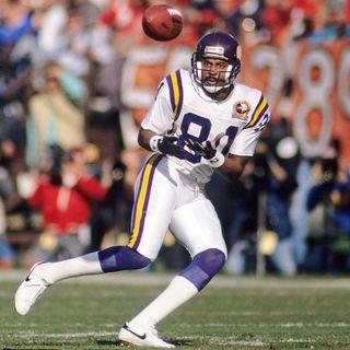 Anthony Carter: Former Minnesota Vikings Legendary Wide Receiver!