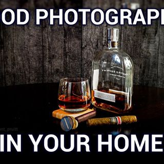 HOP 46: Quarantine Photography Idea - Food Photography In Your Home