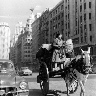 PodCastizo nº102: Oficios tradicionales en el Madrid de posguerra.
