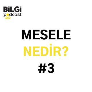 Mesele Nedir? #3: Yapay Zeka Politikaları ve Regülasyonları Meselesi | Ar. Gör. Zeynep Ülkü Kahveci & Doç. Dr. Leyla Keser