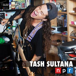 Tash Sultana - Acoustic Live at NPR Music Tiny Desk Concert | Extended Set | Full Performance | Full Concert