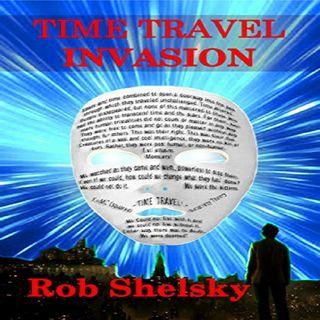 ROB SHELSKY - UFO'S - HOSTED BY JULIE SAVILLE