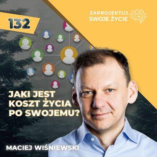 Nie daj się skusić zawodowej strefie komfortu! Maciej Wiśniewski
