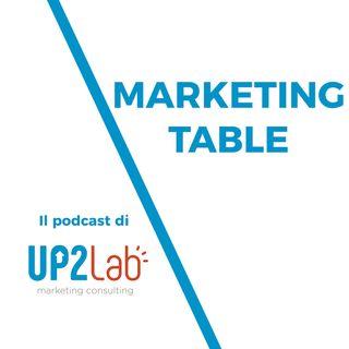 Marketing Table di Up2lab