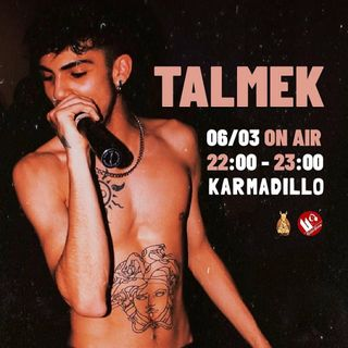 Talmek: rapper e producer - Karmadillo - s02e21