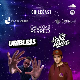 Uribless Ft Mc Seba Uribe / La Galaxia Del Perreo