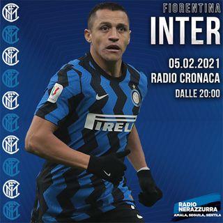 Post Partita - Fiorentina - Inter 0-2 - 210205