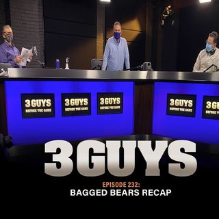 Bagged Bears Recap with Tony Caridi, Brad Howe and Hoppy Kercheval