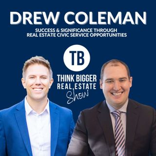 Success & Significance through Civic Leadership | Drew Coleman