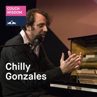 Piano adventurer Chilly Gonzales