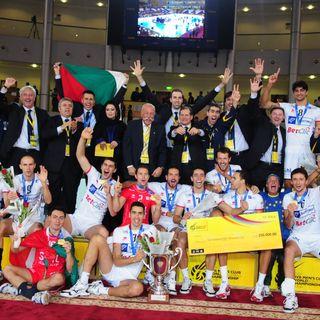 Da Radio Dolomiti: ultimi punti Finale Mondiale per Club 2009 - Trento-Belchatow 3-0