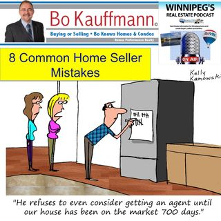 8 Common Home Selling Mistakes