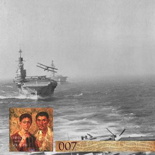 HwtS: 007: Operation Pedestal and the Relief of Malta