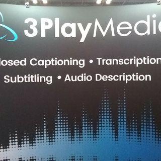 3 Play Media: Assistive Tech at NAB Show NY
