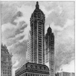 Singer Building: El rascacielos perdido de Manhattan