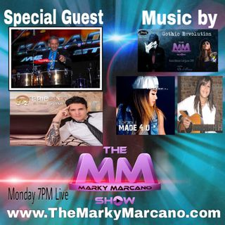 TheMMShow Featuring Julio Albino-Eric Ale