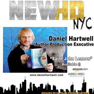 Episode 18 - Daniel Hartwell (Author/Production Executive)