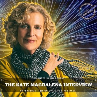 The Kate Magdalena Interview.