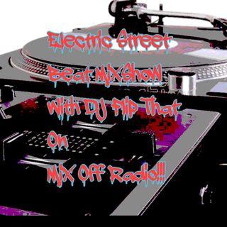 Electric Street Beat MixShow 8/10/20 (Live DJ Mix)