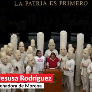 Bots en la era AMLO, Jesusa Rodríguez y la defensa del maíz, lecciones desde Colombia