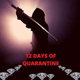12 DAYS OF QUARANTINE