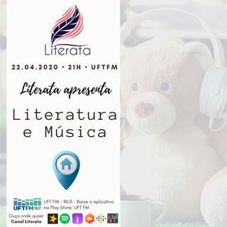 #052 - Literatura e Música