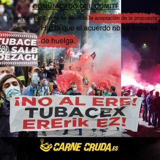 Tubacex: la huelga sirve (DOCUMENTALES - CARNE CRUDA #945)