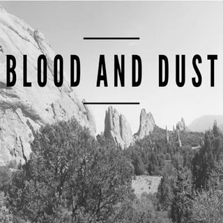Blood and Dust : Wild West True Crime