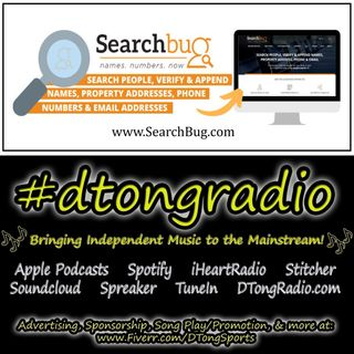 Top Indie Music Artists on #dtongradio - Powered by SearchBug.com