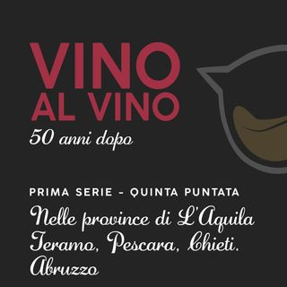 S1 E5 | Nelle province di L'Aquila, Teramo, Pescara, Chieti. Abruzzo