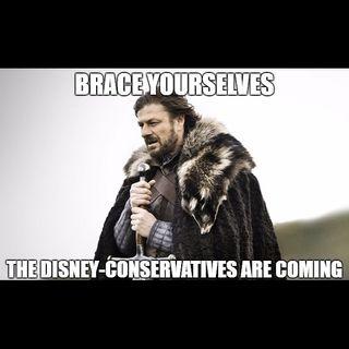 Krigen mellem sosserne på The Iron Throne og Disney-konservatismen