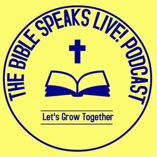 The Bible Speaks Live!