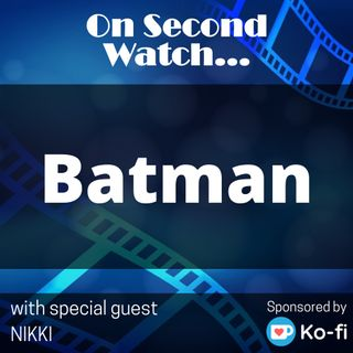"""Batman (1989) - """"You ever dance with the devil in the pale moonlight?"""""""