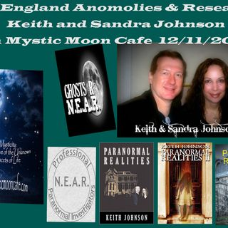 Malevolent Hauntings with Keith and Sandra Johnson