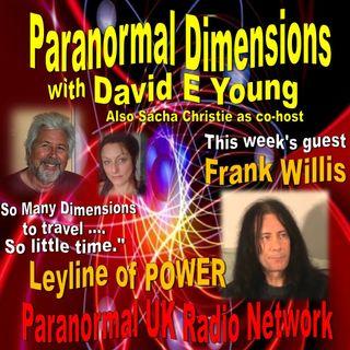 Paranormal Dimensions - Frank Willis