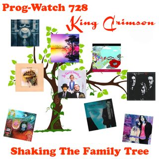 Episode 728 - Shaking the Family Tree of King Crimson