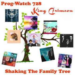 Episode 728 - Shaking the Family Tree of King Crimson