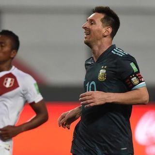"""Lionel Messi: """"Me siento bien para seguir trabajando con este grupo"""""""