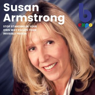 Susan Armstrong at The Best You EXPO